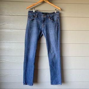 Levi Strauss too skinny 524 jeans